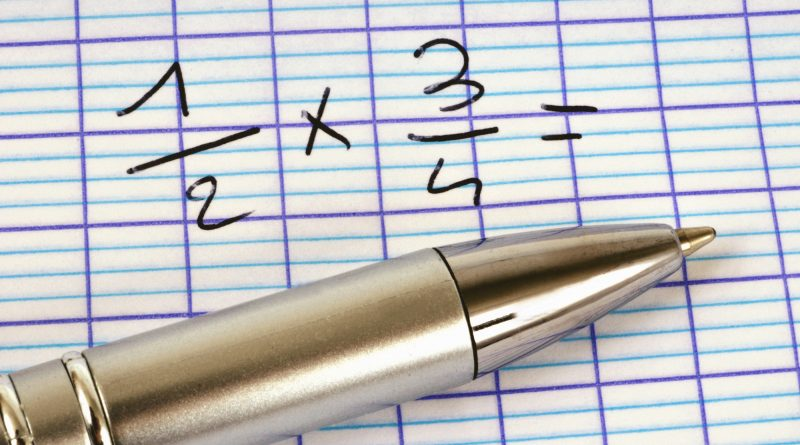 how to do fractions